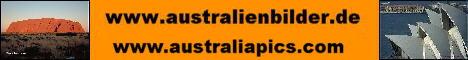 Australienbilder.de - mehr als 600 kommentierte Fotos von Australien